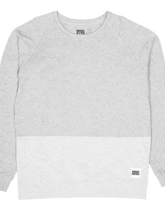 50-50-Sweatshirt_Grey-Melange_White-Melange