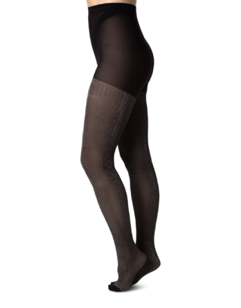 Lisa Lurex tights