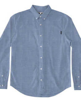 Blauw chambray Varberg Dedicated
