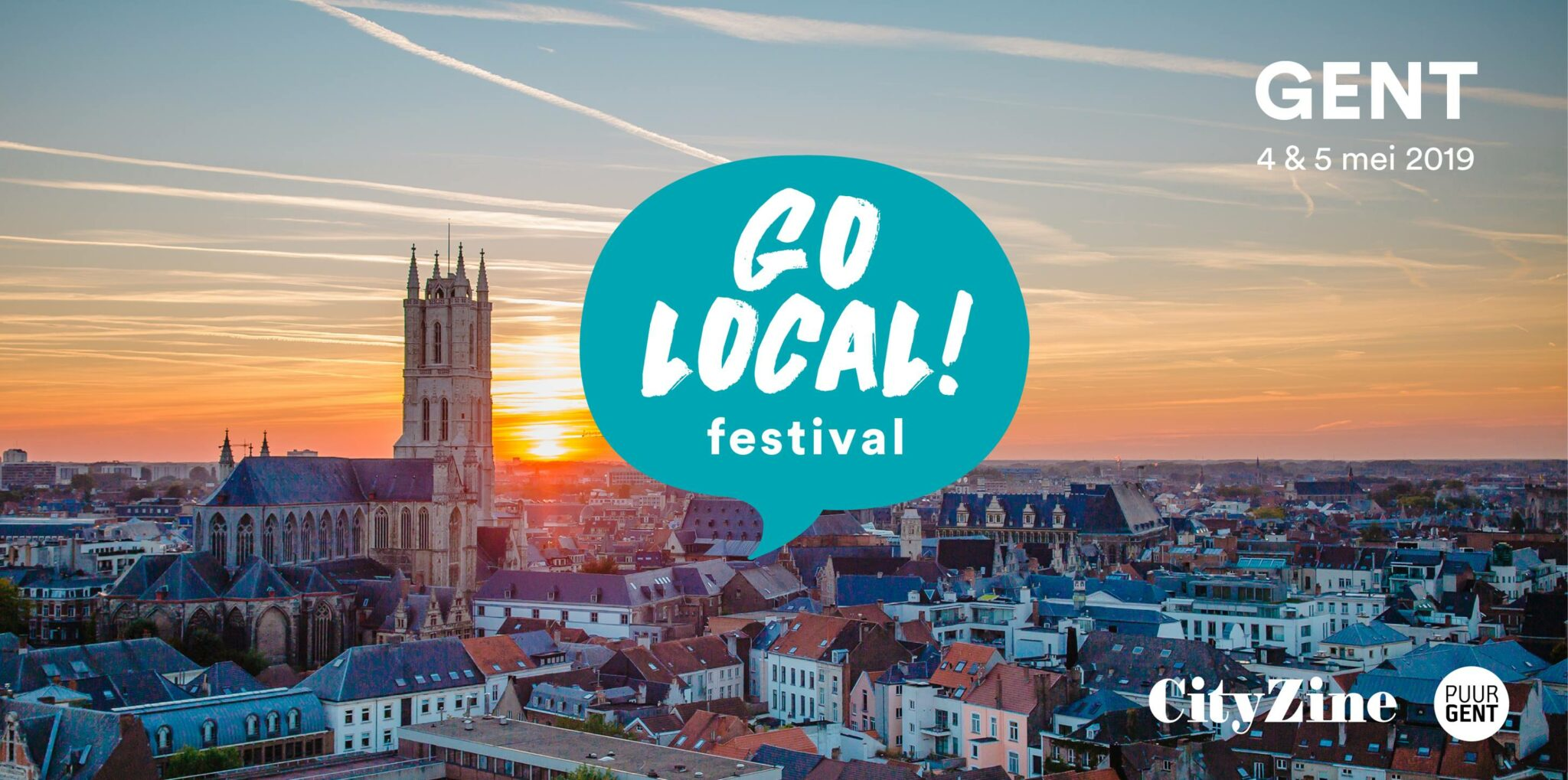4&5 Mei: Go Local Festival