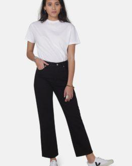 Jeans - Monkee Genes - Biokatoen - Libby - Zwart