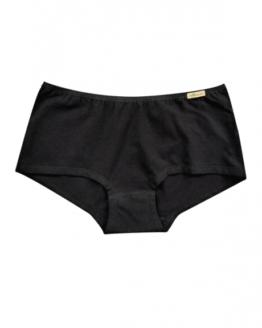 Slip shortie model - Comazo Earth - Biokatoen - Zwart