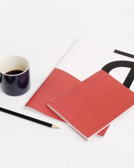 Booklet - Redopapers - Gerecycleerd papier - M/XL
