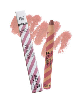 Lippenbalsem met Tint Le Papier Beauty Made Easy - Rose/Toffee