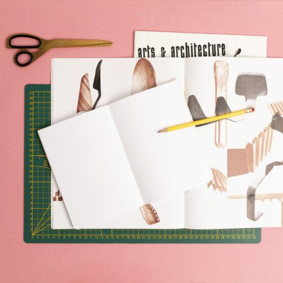 Blanco Notitieboek - Redopapers - Gerecycleerd papier