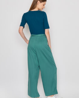 Culottes - Greenbomb - EcoVero - Groen - Flair