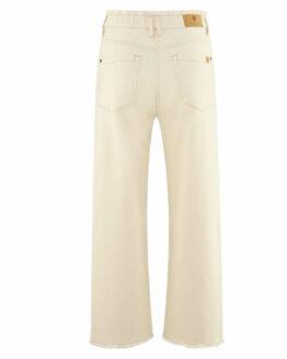 Jeans - Living Crafts - Biokatoen - Natuur - Kim - achterkant