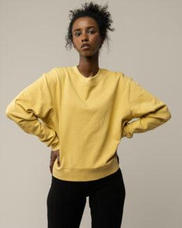 Sweater - Melawear - Biokatoen - Sunshine - Rati