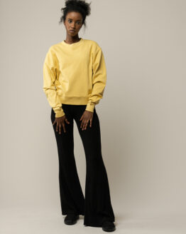 Sweater - Melawear - Biokatoen - Sunshine- Rati