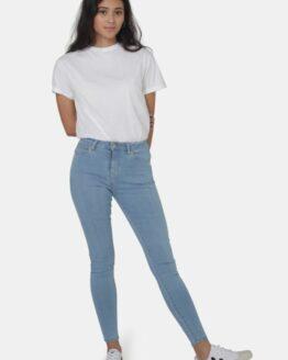 Skinny jeans - Monkee Genes - biokatoen - Light Wash - Jane