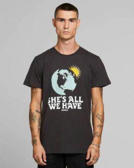 T-Shirt - Dedicated - Biokatoen - All We Have - Stockholm