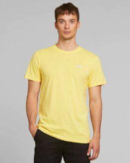 T-Shirt - Dedicated - Biokatoen - Fietsje - Stockholm geel