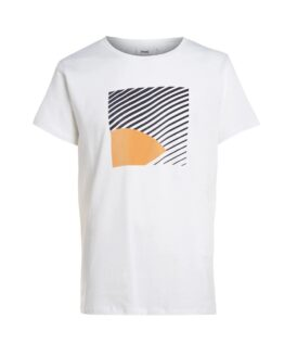 T-shirt - Eyd - Biokatoen - Zonsopgang