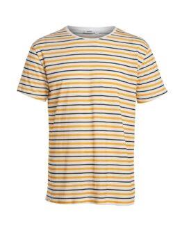 T-shirt - Eyd - Biokatoen - Streepjes - Bombasic