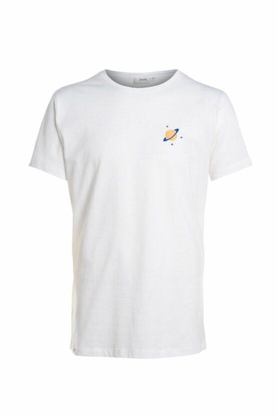 T-shirt - Eyd - Biokatoen - Planeet
