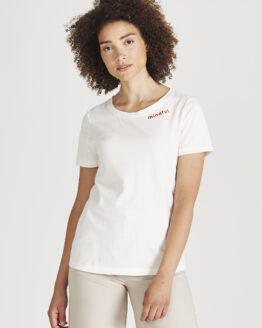 T-shirt - Givn - Biokatoen - Mindful - Lena