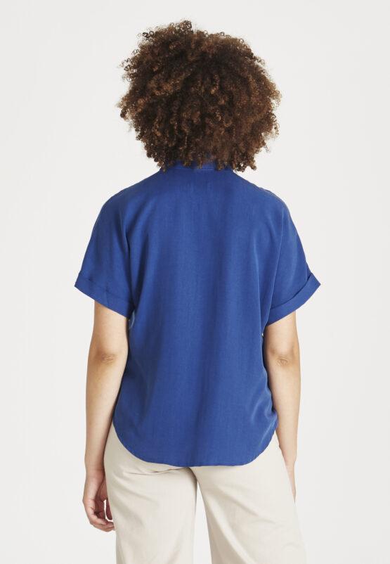 Bloes - Givn - Tencel - Blauw - Sarah