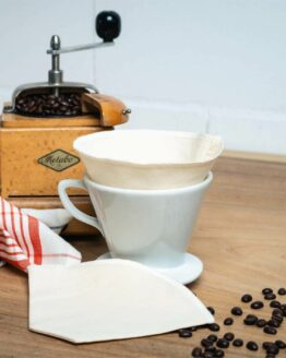 Set Koffiefilters - Living Crafts - Biokatoen - Hamburg