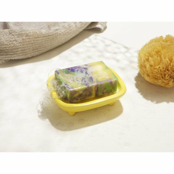 Spring Soap - Body Zeep - Helemaal Shea - Natuurlijk & Handgemaakt