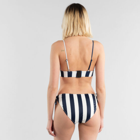Bikini top - Dedicated - Gerecycleerd Polyester - Streepjes - Hemse