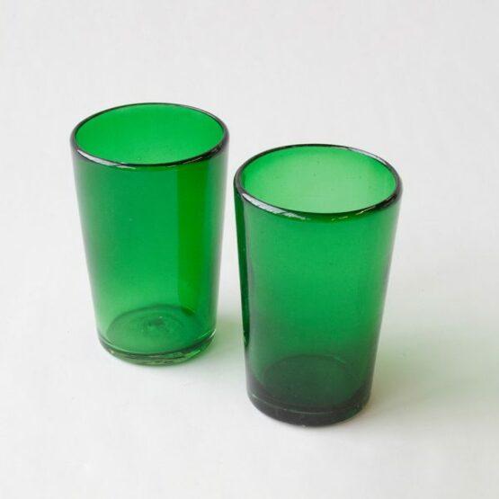 Glas - Esperanza - Gerecycled glas - Groen