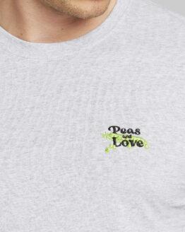 T-Shirt - Dedicated - Biokatoen - Peas&Love - Stockholm