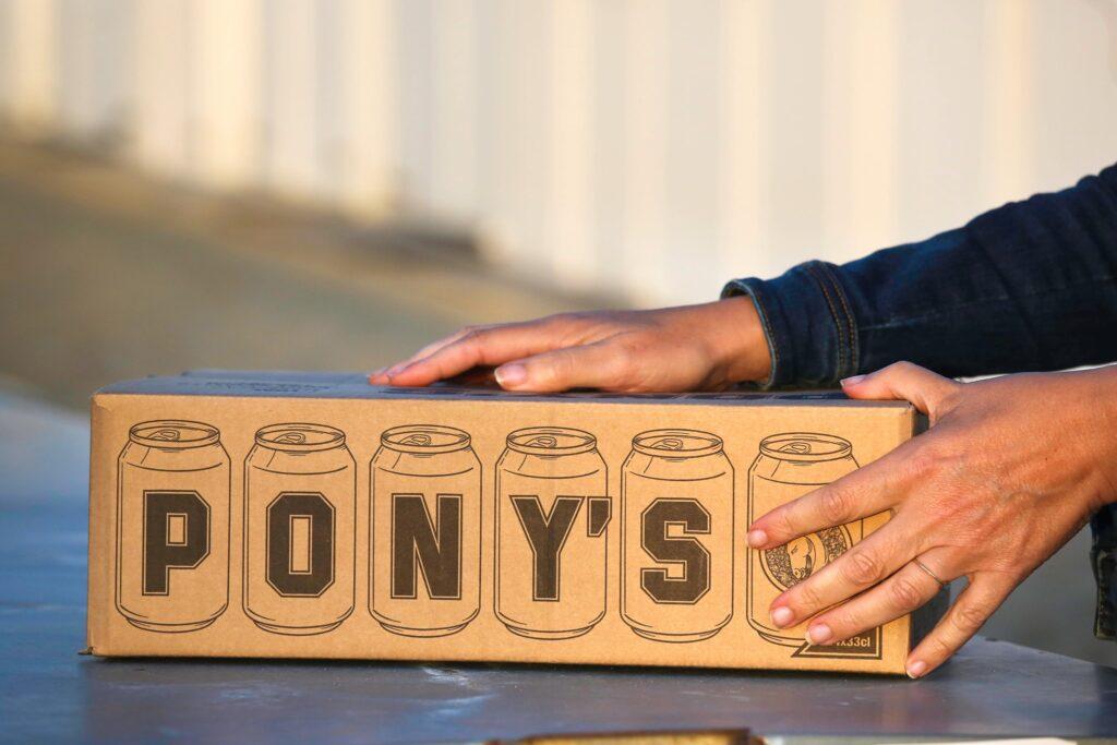 Bier - Pony's Beer - Lokaal - 33 cl