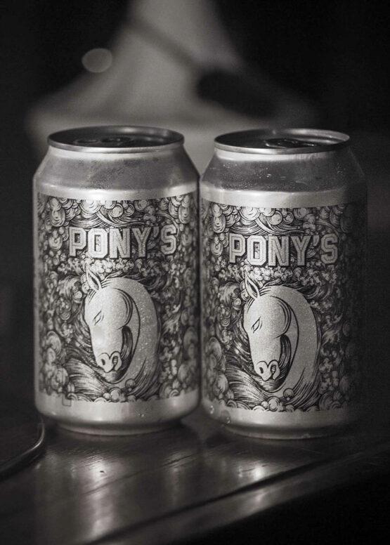 Bier - Pony's - Lokaal - 33 cl
