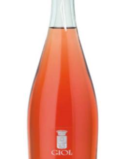 Schuimwijn Rosé Louisa Frizzante - Giol - Bio & Vegan - 75 cl