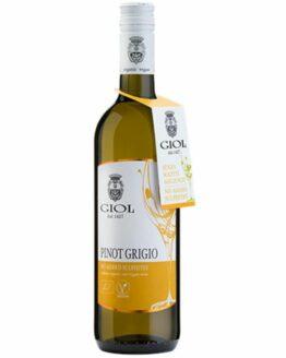 Witte Wijn Pinot Grigio - Giol - Bio - 75 cl