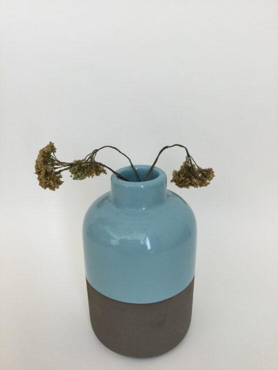 Vaas - JustHazel - Preloved - Blauw