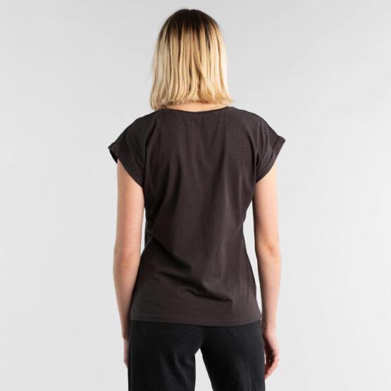 T-shirt - Dedicated - Biokatoen - Pride Vlag- Visby