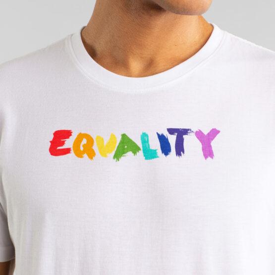 T-Shirt - Dedicated - Biokatoen - Equality - Stockholm