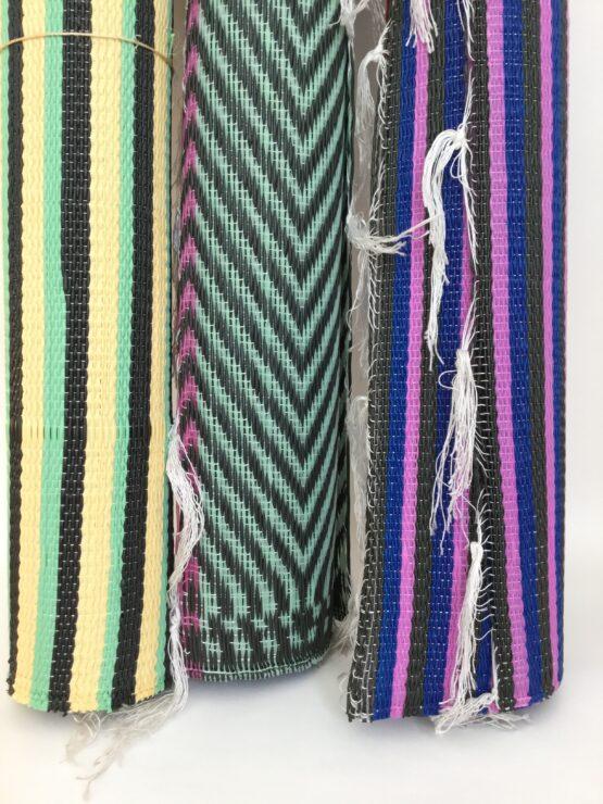 Strandmat - Teranga - Gerecycleerd plastiek - Verschillende kleuren