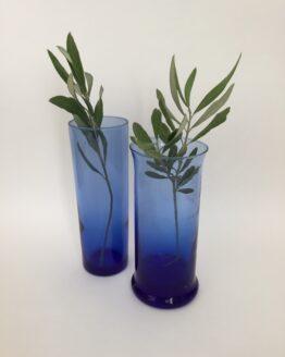 Vaas - Just Hazel - Preloved - Blauw