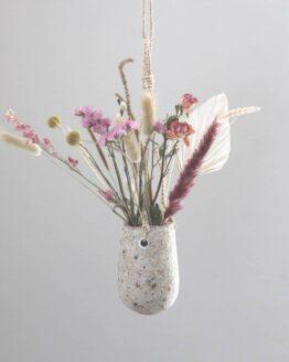 plantenhanger kinta gerecycleerd handgemaakt S waterproof reused recycled 2