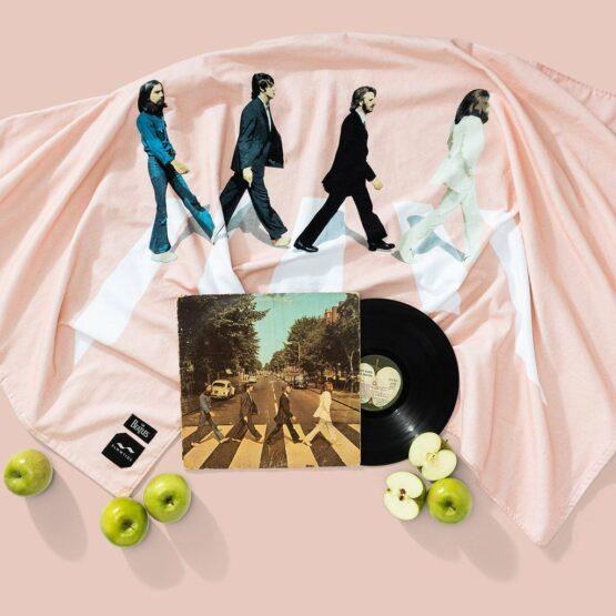 Strandhanddoek - Slowtide - Biokatoen - Abbey Road - Beatles