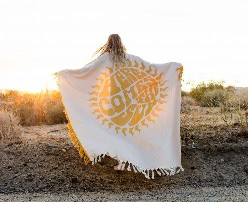 Strandlaken - Slowtide - Biokatoen - Here Comes The Sun - The Beatles
