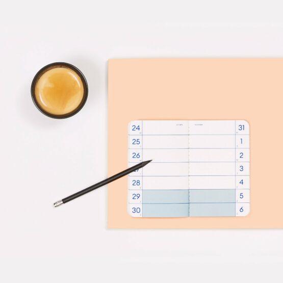 Redopapers-Pocket Agenda gerecycleerd papier